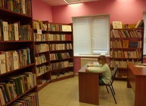 Политотдельская поселенческая библиотека