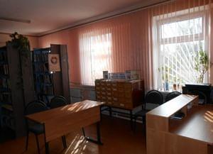 Филиал № 32«Зеленополянская поселенческая библиотека»