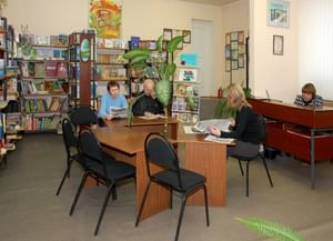 Новосадовская поселенческая модельная библиотека