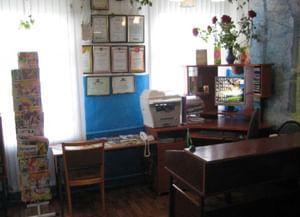 Филиал № 24«Петропавловская поселенческая библиотека»