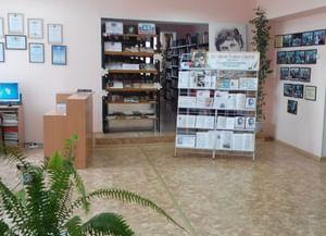 Филиал № 20 «Никольская поселенческая модельная библиотека»