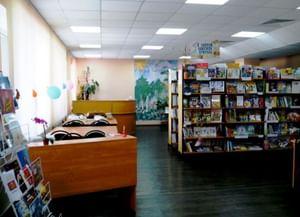 Комсомольская поселенческая модельная библиотека