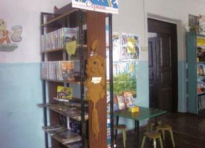 Киселевская поселенческая библиотека