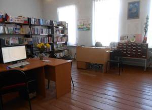 Веселолопанская поселенческая библиотека
