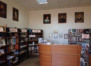 Октябрьская поселенческая библиотека