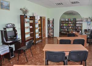 Солдатская модельная библиотека-филиал № 17