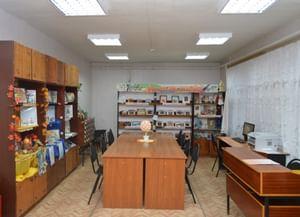 Пролетарская детская библиотека-филиал № 22