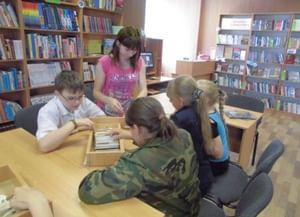 Засосенская детская модельная библиотека