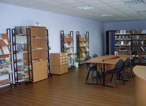 Зинаидинская модельная библиотека-филиал № 4