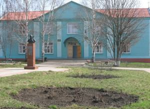 Большебыковская модельная библиотека