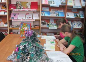 Самойловская модельная сельская библиотека