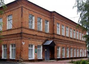 Центральная библиотека Борисовского района