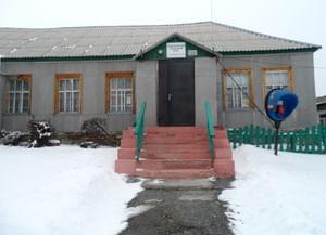 Порубежанская сельская библиотека