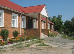 Краснокутская сельская библиотека