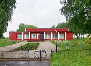 Красно-Березовская сельская библиотека