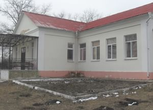 Байцуровская сельская библиотека