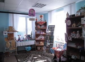 Центральная библиотека Белгородского района