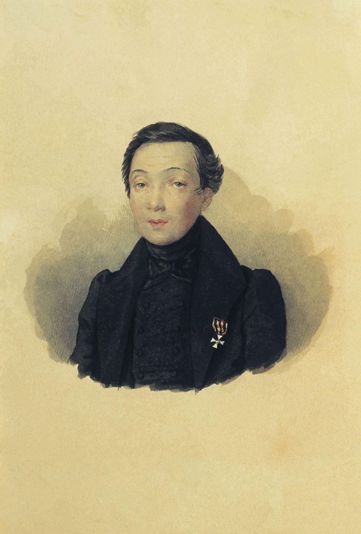 Александр Брюллов