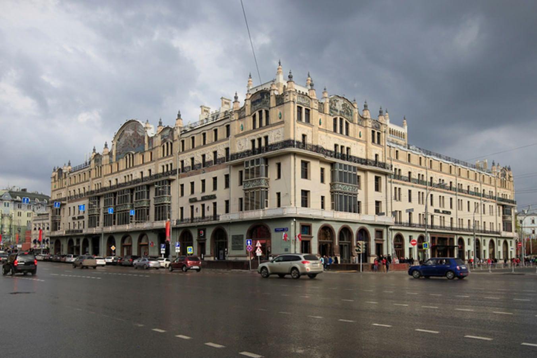 Отель «Метрополь»