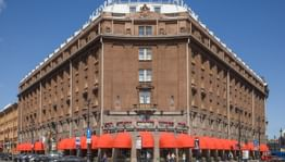 Исторические гостиницы России