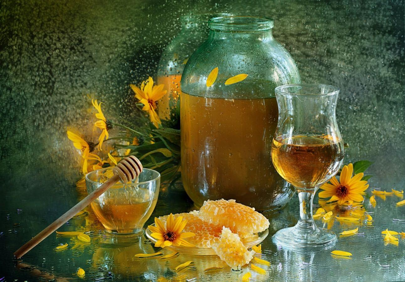 Старославянские рецепты с медом #4