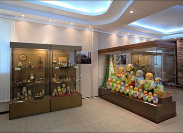 Выставка «Музей русской матрешки»
