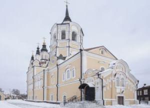 Церковь Воскресения Христова в Томске
