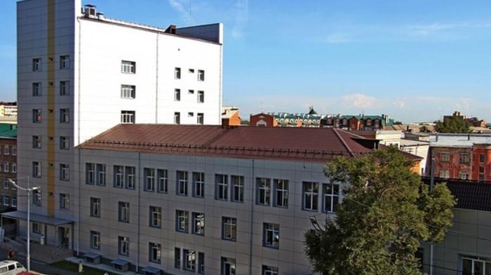 Национальная библиотека имени Н. Г. Доможакова