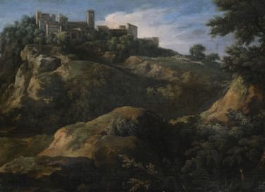 Выставка «Вдохновленные Римом. К 400-летию Сальватора Розы и Гаспара Дюге»