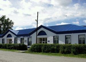 Викуловская центральная районная библиотека