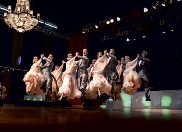 Танцевальное шоу Fantastika