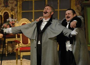 Спектакль «Голодранцы-аристократы»