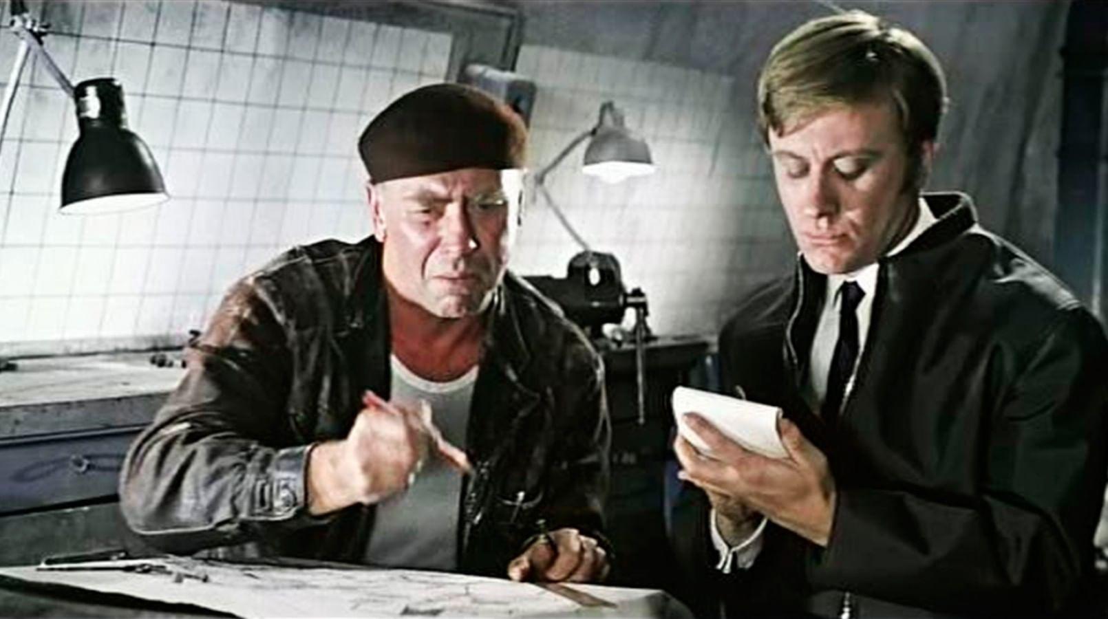 Миронов и Папанов