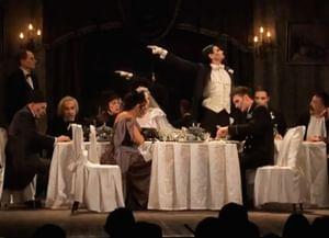 Свадьба как на сцене театра