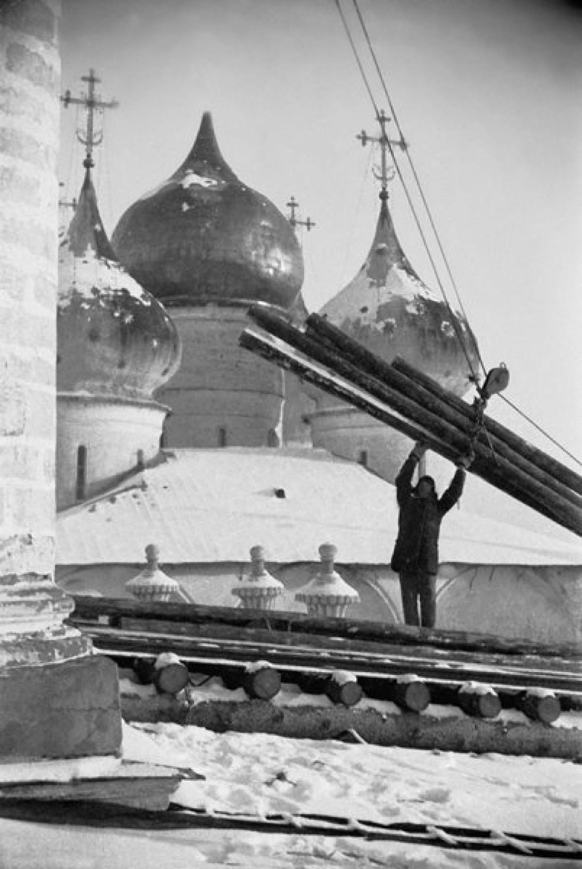 Фотографии Михаила Пришвина