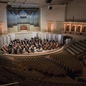 Концертный зал имени П.И. Чайковского Московской государственной академической филармонии