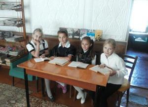 Желябовская библиотека-филиал № 6