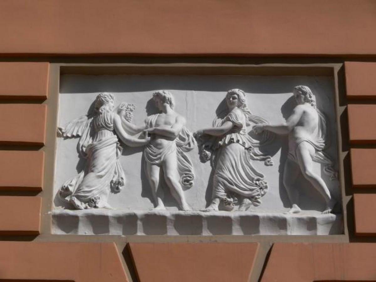 Скульптуры Федора Гордеева