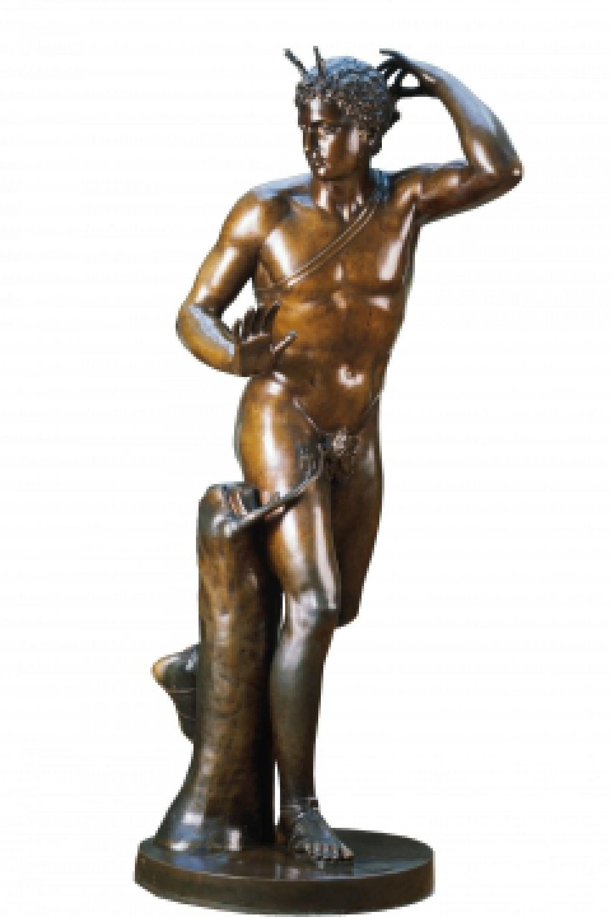 Скульптуры Ивана Мартоса