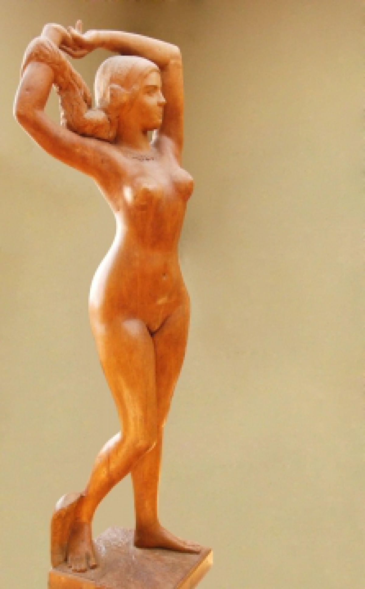 Скульптуры С.Коненкова