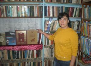 Червоновская библиотека-филиал № 43