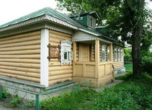 Музей крестьянского быта в деревне Горки