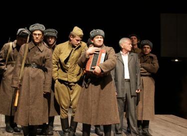 Спектакль «Василий Тёркин»