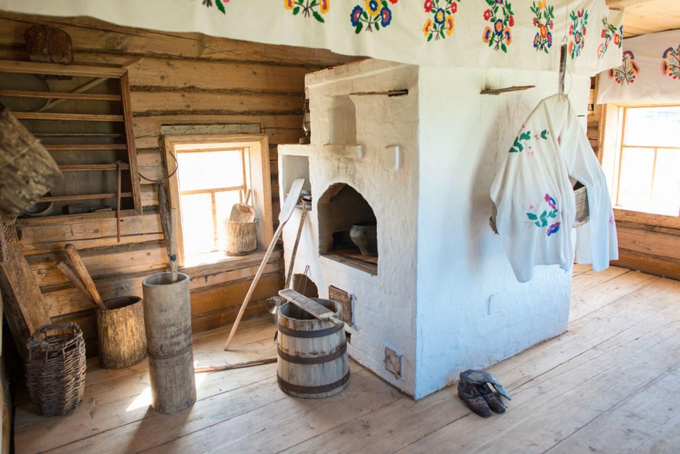 Правильный домик в деревне или строим избу, учась на опыте предков