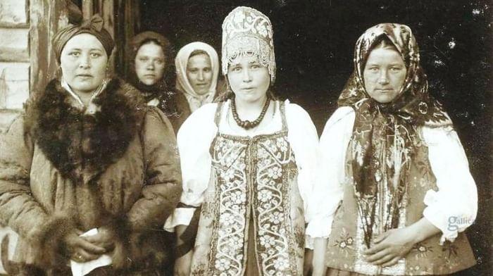 Свадебный обряд села Кеба Лешуконского района Архангельской области