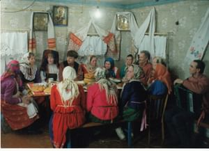 Свадебный обряд, песни и причитания Городищенского поселения Нюксенского района Вологодской области