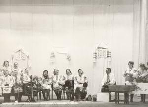 Музыкальный быт малоросов – слободского населения Дона
