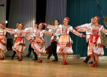 Фолк-шоу «Весенний разгуляй»