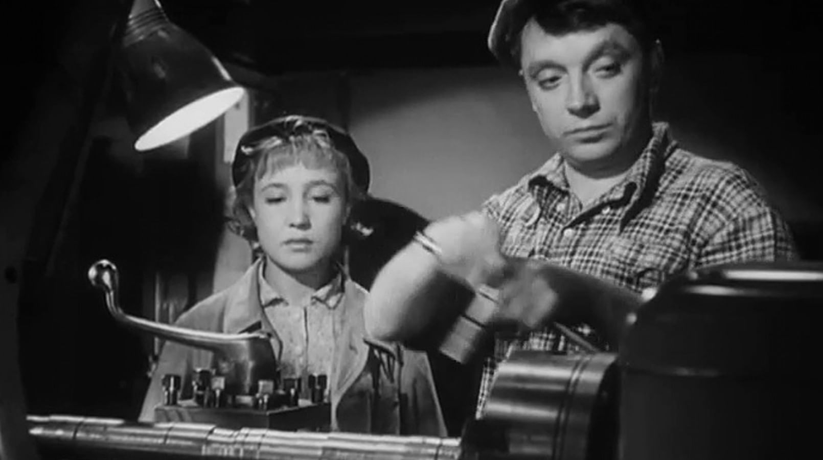 Кадр из фильма «Неподдающиеся»