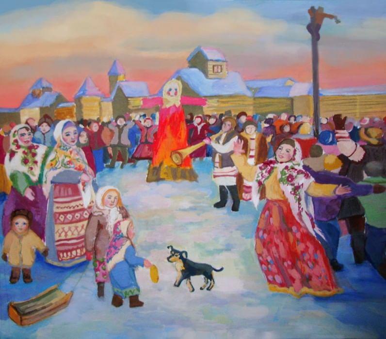 Картинки по теме праздники на руси